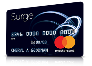 Surge mastercard the surge mastercard will report your payment activity monthly to the three major credit bureaus debit card use doesnt appear anywhere on your credit reheart Choice Image